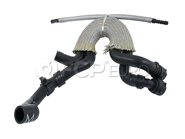 Audi VW Heater Hose - Rein 1J0121156AT