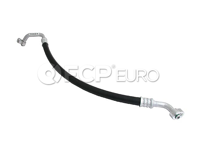 VW A/C Hose Assembly - Four Seasons 1J0820721AA