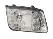 VW Headlight Assembly - Hella 1J5941018AH