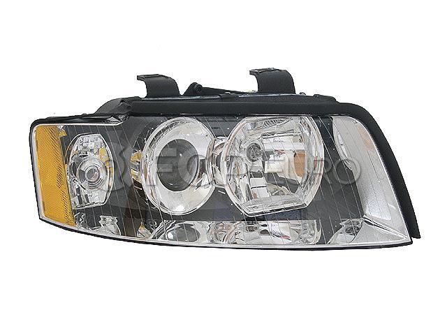 Audi Headlight Assembly - Genuine VW Audi 8E0941030F