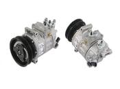VW Audi A/C Compressor - Sanden 1K0820859G