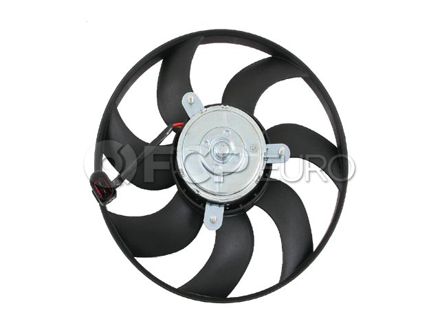 Audi VW Cooling Fan Assembly - Mahle Behr 1K0959455ET
