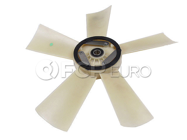 Mercedes Cooling Fan Blade - Meyle 1022002123