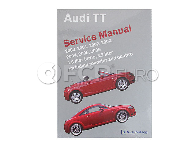 Audi Repair Manual - Bentley AT06