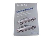 Audi Repair Manual - Bentley A604