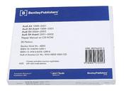 Audi CD-ROM Repair Manual - Robert Bentley AU8054000