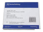 Audi Repair Manual On CD-ROM - Bentley A905