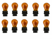 Audi VW Parking Light Bulb - 10 Pack Osram 3357NA bulbs