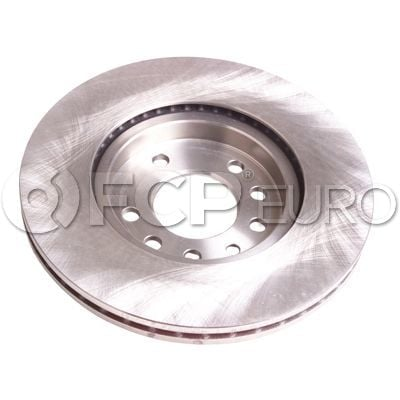 Saab Brake Disc - Zimmermann 083-2634
