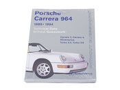 Porsche Bentley Technical Data Handbook - Bentley PC94