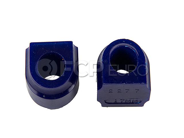 Mini Cooper Sway Bar Bushing Kit - Super Pro SPF2277-17K