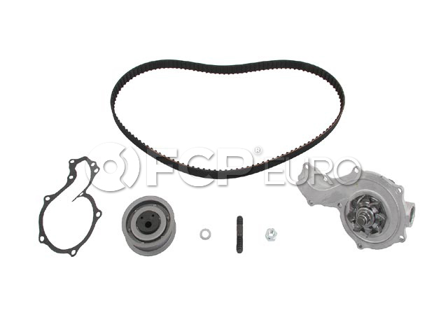 VW Timing Belt Kit with Water Pump - Contitech TB262LK1