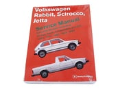 VW Repair Manual - Bentley VRG4