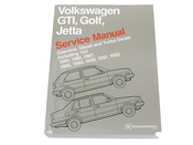 VW Repair Manual - Bentley VG92