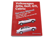 VW Repair Manual - Bentley VG99