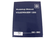 VW Repair Manual - Robert Bentley VW8000165