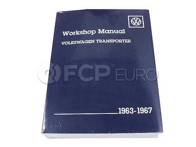 VW Repair Manual - Bentley VW8000267