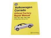 VW Repair Manual - Bentley VW8000300