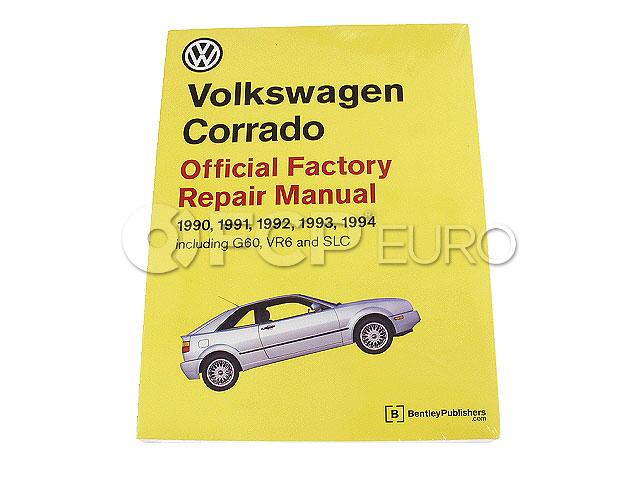 VW Repair Manual - Bentley VC94