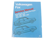 VW Repair Manual - Bentley VF93