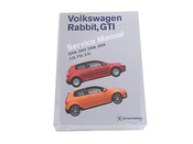 VW Repair Manual - Bentley VW8000600