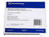 VW Repair Manual On CD-ROM - Bentley VNB6