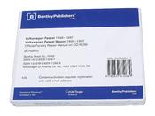 VW CD-ROM Repair Manual - Robert Bentley VW8053000