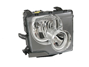Land Rover Headlight Assembly - Genuine Rover XBC000760