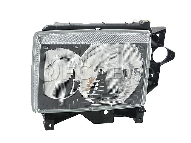 Land Rover Headlight Assembly - Genuine Rover XBC105770