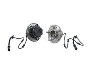 Jaguar Wheel Hub Assembly - SKF XR8048149