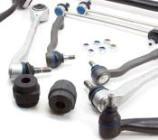 BMW 11-Piece Control Arm Kit - Meyle E3811PIECE-MY