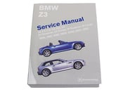 BMW Repair Manual - Bentley BZ02