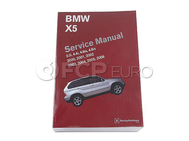 BMW Repair Manual - Bentley BX56