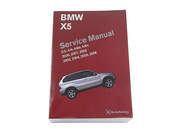 BMW Repair Manual - Bentley BX56