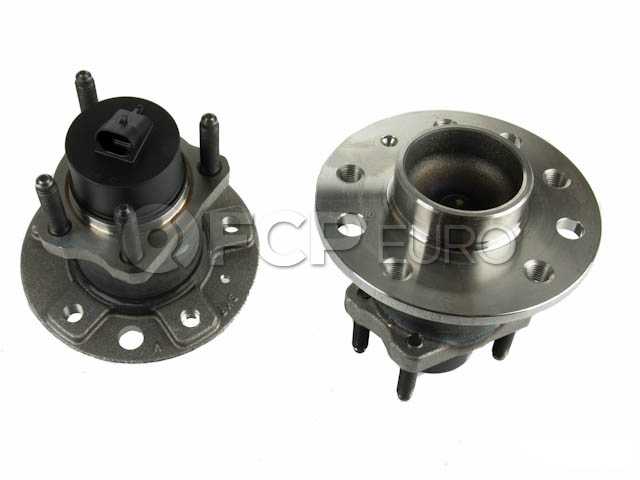 Saab Wheel Hub Assembly - SKF BR930227