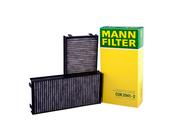 BMW Cabin Air Filter Set - Mann CUK2941-2