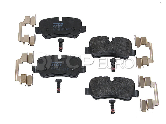 Land Rover Brake Pad Set - TRW LR055454