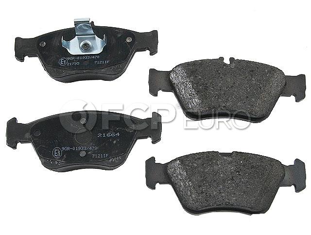 Mercedes Brake Pad Set - Textar 0044200220
