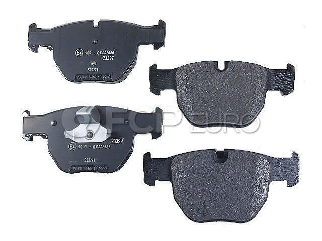 Land Rover Brake Pad Set - Textar SFC500080