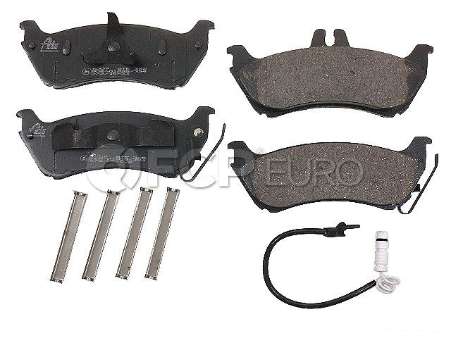 Mercedes Brake Pad Set - ATE 1634200520