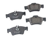 Mercedes Brake Pad Set - Textar 0074201020