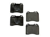 Mercedes Brake Pad Set - Pagid 0024201920