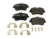 Mercedes Brake Pad Set - Pagid 0034202620