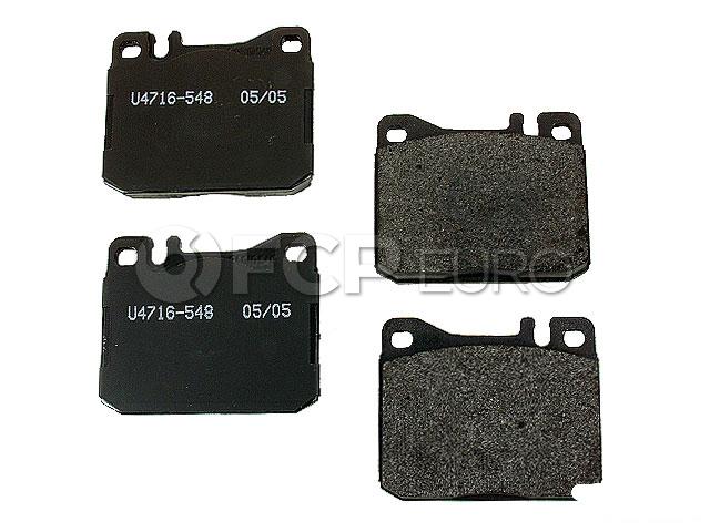 Mercedes Brake Pad Set - Pagid 0004205920