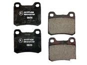 Mercedes Brake Pad Set - Pagid 0004209820