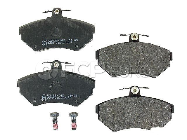 VW Brake Pad Set - Pagid 1HM698151A