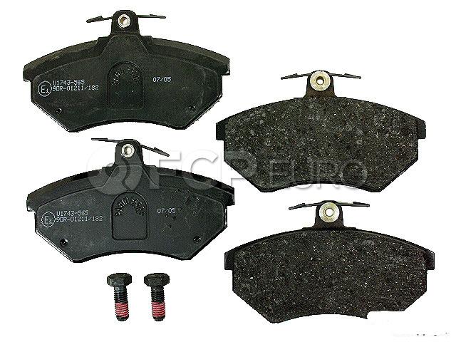 Audi VW Brake Pad Set - Pagid D387P