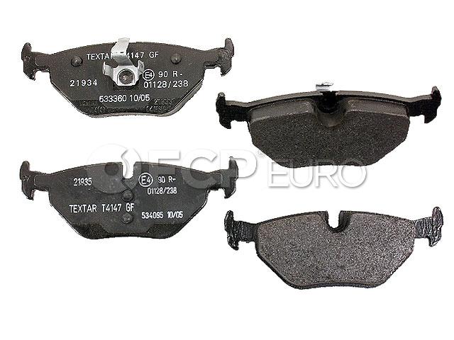Saab Brake Pad Set - Textar 5058110