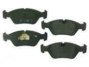BMW Brake Pad Set - ATE 607046