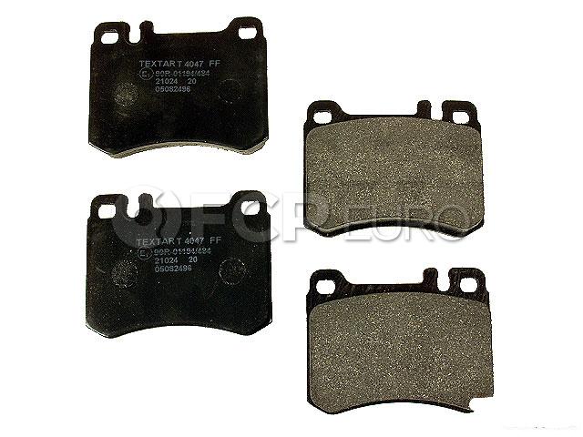 Mercedes Brake Pad Set - Textar 0014208520